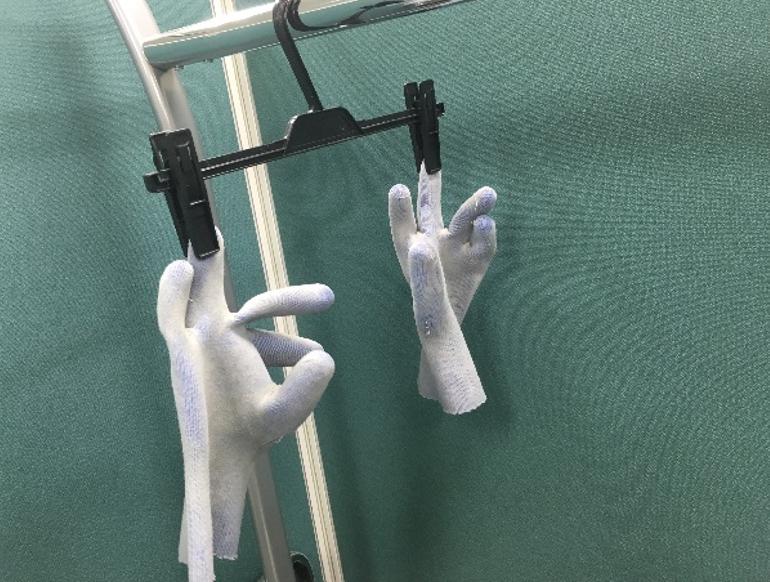 ゴム手袋-5