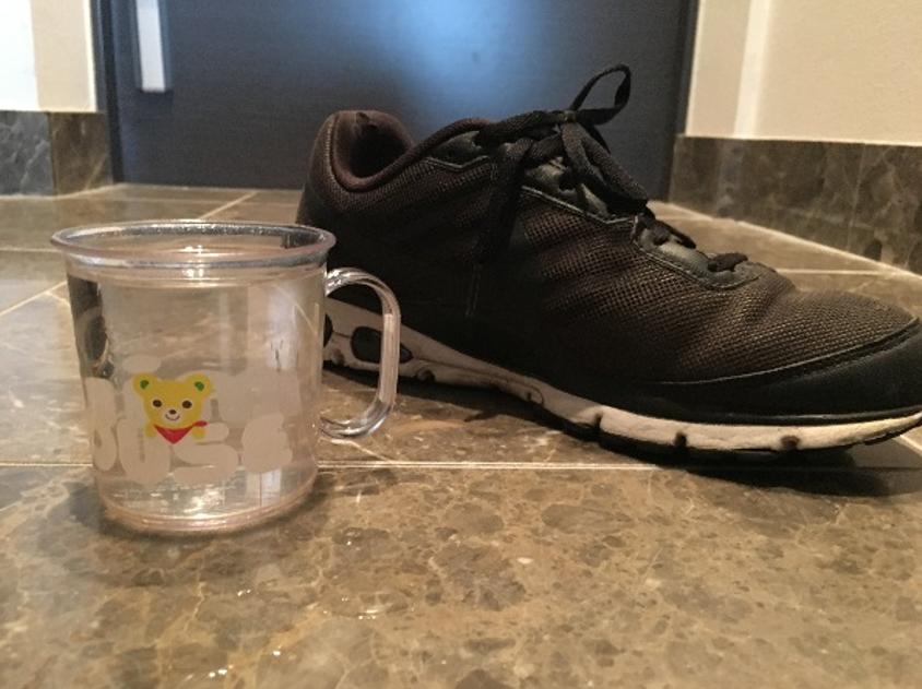 靴の臭い-2